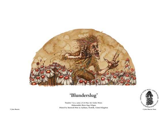 Blunderslug by John Blanche