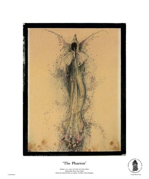 The Phaeton | No. 1 of 24 Giclée Fine Art John Blanche Prints
