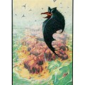 Jub Jub Bird | No. 13 of 24 Giclée Fine Art John Blanche Prints