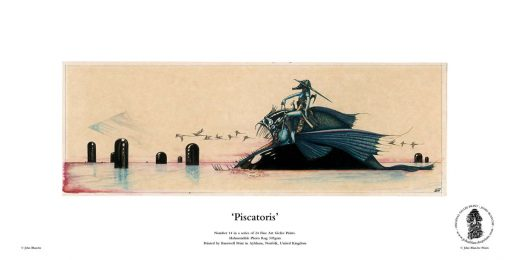 Piscatoris | No. 14 of 24 Giclée Fine Art John Blanche Prints