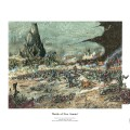 Battle of Five Armies | No. 23 of 24 Giclée Fine Art John Blanche Prints